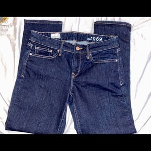 Gap Jeans | Real Straight | Size 28/8